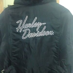 Ladies Harley Davidson jacket
